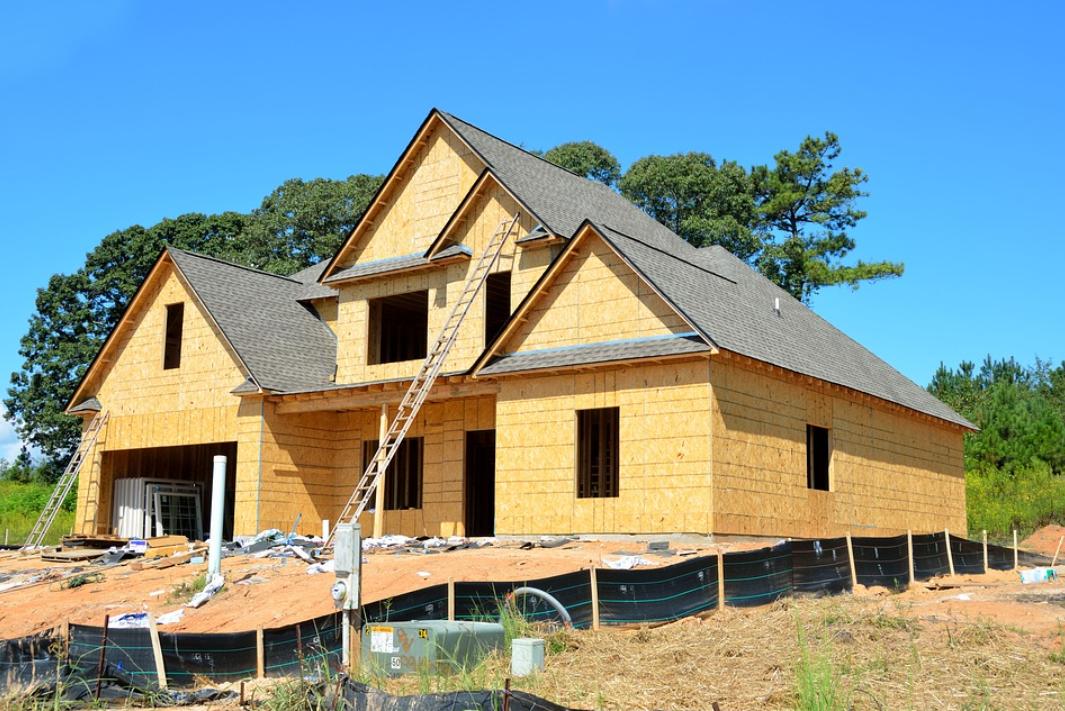 stavění domu